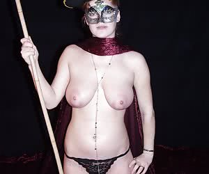 Masked Female