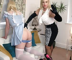 Category: sissy maids